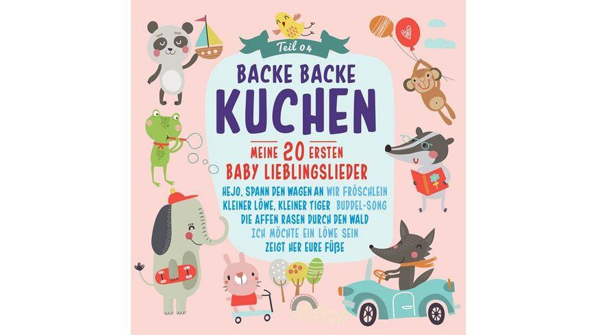 Backe Backe Kuchen Teil 4 Meine 20 Ersten Baby Li