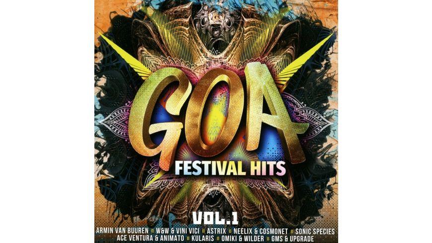 Goa Festival Hits Vol 1
