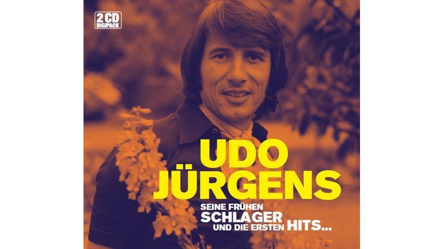 Erinnerungen An Udo Juergens Seine Fruehen Schlager
