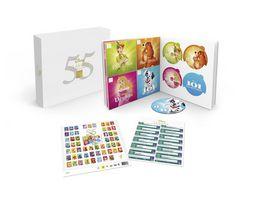 Disney Classics Komplettbox 55 DVDs