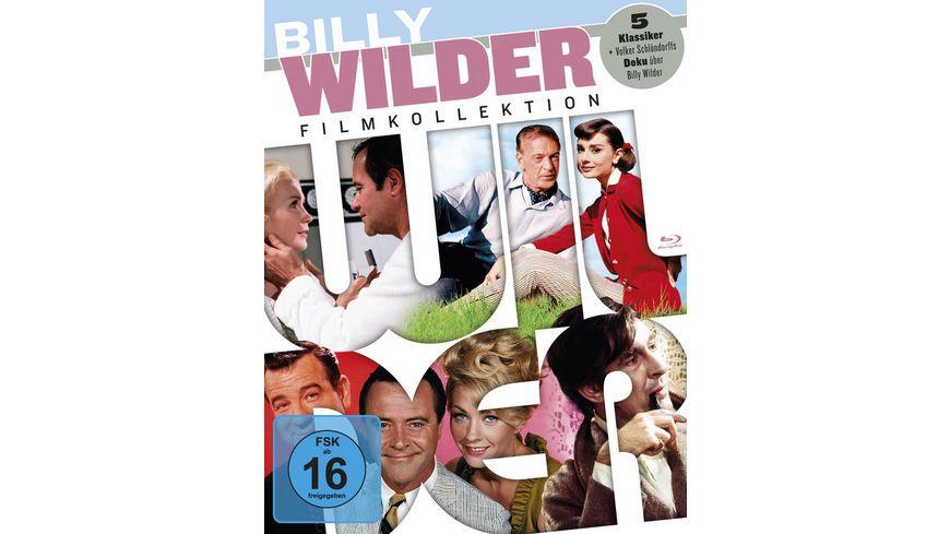 Billy Wilder Collection DVD 5 BRs
