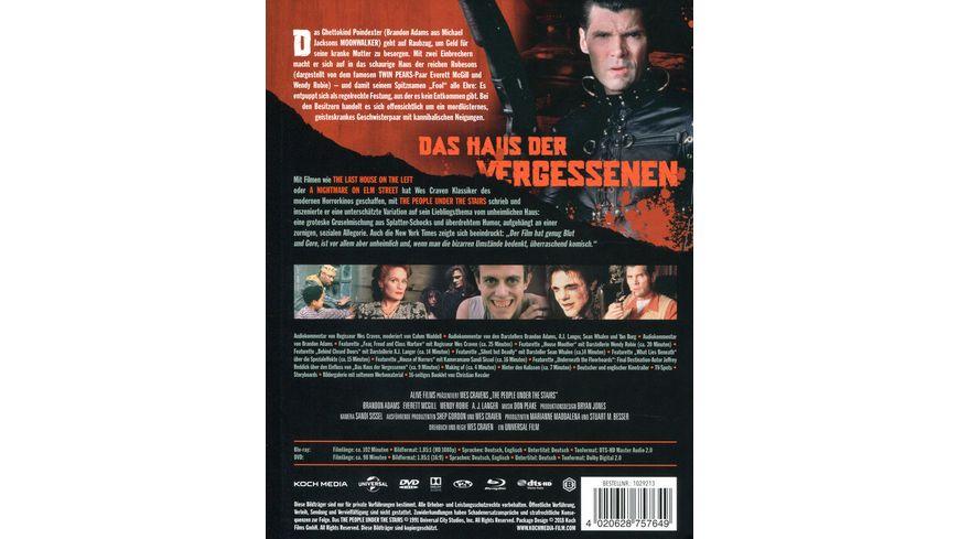 Das Haus der Vergessenen Mediabook 2 DVDs