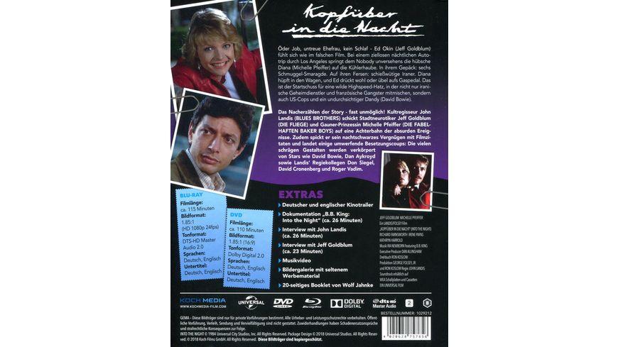 Kopfueber in die Nacht Mediabook DVD Bonus DVD