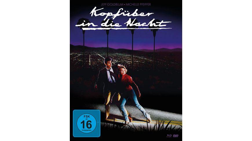 Kopfueber in die Nacht Mediabook 2 DVDs