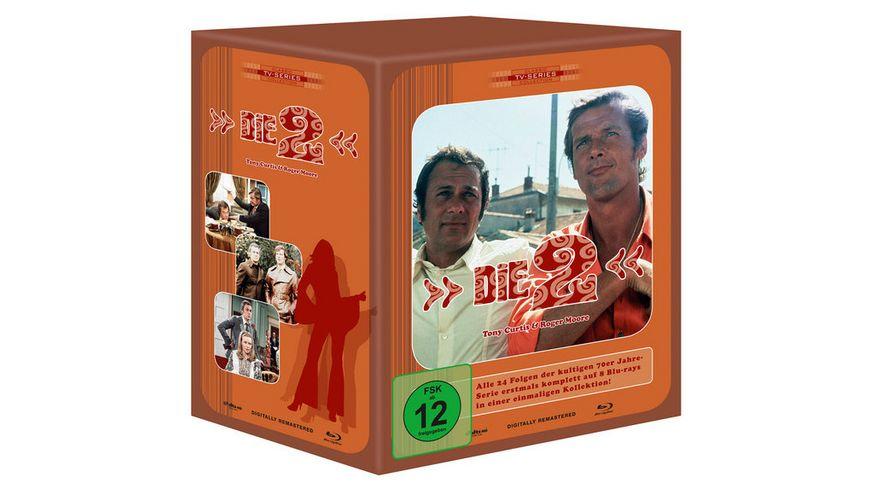 Die Zwei Limited Retro Edition DVD 7 BRs