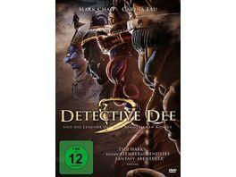 Detective Dee und die Legende der vier himmlischen Koenige