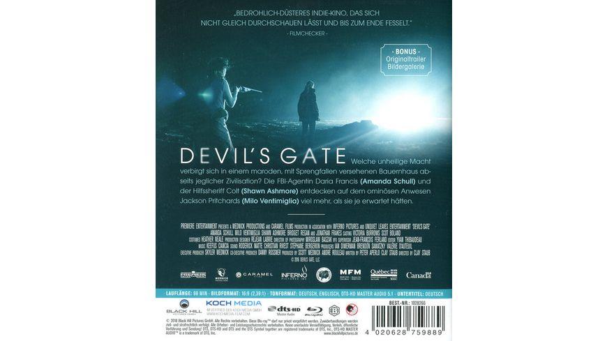 Devil s Gate Pforte zur Hoelle