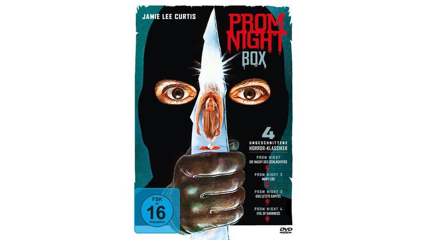 Prom Night Quadrilogie 4 DVDs