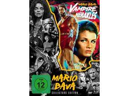Vampire gegen Herakles Mario Bava Collection 6 2 DVDs