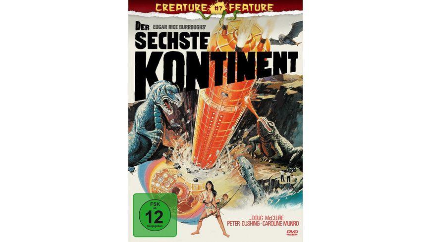 Der sechste Kontinent Creature Features Collection 7