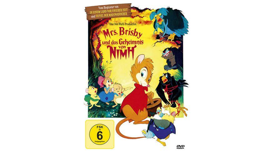 Mrs Brisby und das Geheimnis von NIMH
