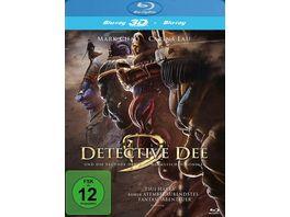 Detective Dee und die Legende der vier himmlischen Koenige inkl 2D Version 2D