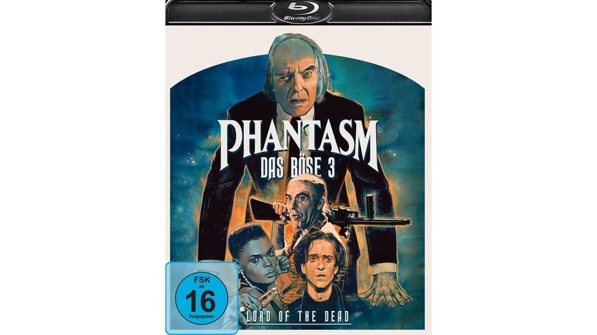 Phantasm III Das Boese III Lord Of The Dead