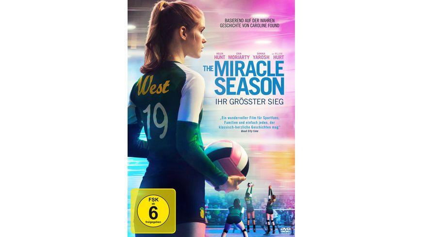 Miracle Season Ihr groesster Sieg