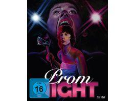 Prom Night Die Nacht des Schlaechters Mediabook 2 DVDs