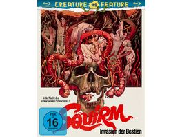 Squirm Invasion der Bestien Creature Features Collection 8