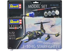 Revell 63904 Model Set F 104G Starfighter