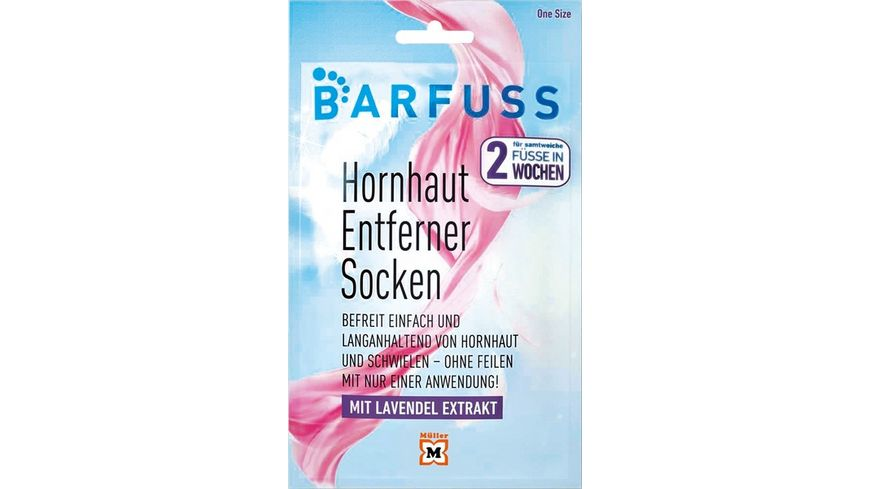 BARFUSS Hornhautentfernersocken