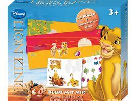 Lena Disney Lion King Klebe mit mir