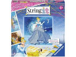 Ravensburger Beschaeftigung String it Disney Princess