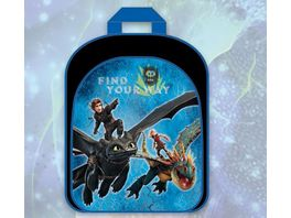 Undercover Dragons Rucksack