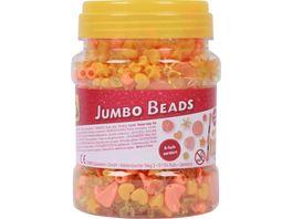 Lena Jumbo Perlen 1 Stueck farblich sortiert