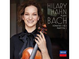 Hilary Hahn Plays Bach Sonatas 1 2 Partita 1