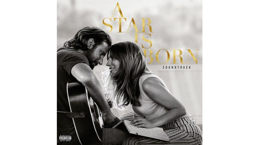 A Star Is Born Soundtrack 2LP