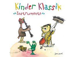 Kinder Klassik Instrumente