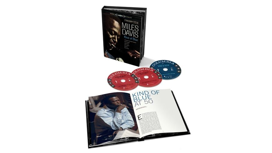 Kind Of Blue Deluxe 50th Annivers Collector s Edit