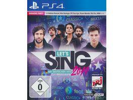 Let s Sing 2019 Mit Deutschen Hits