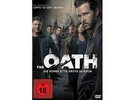 The Oath Die komplette erste Season 3 DVDs