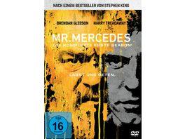 Mr Mercedes Die komplette erste Season 3 DVDs