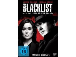 The Blacklist Season 5 6 DVDs