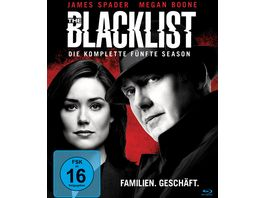 The Blacklist Season 5 6 BRs