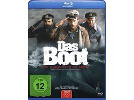 Das Boot TV Serie Das Original 2 BRs