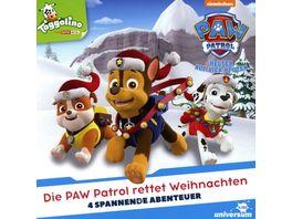Die PAW Patrol rettet Weihnachten CD
