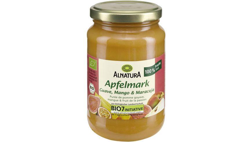 Alnatura Apfelmark Guave Mango Maracuja
