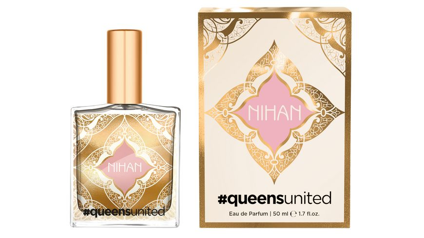 Queens United Nihan Eau de Parfum