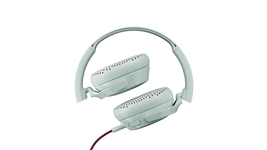 Headset RIFF ON EAR W TAP TECH VICE GRAY CRIMSON