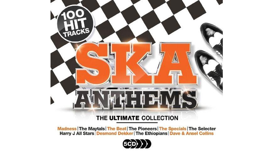 Ultimate Ska Anthems