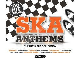 Ultimate Ska Anthems