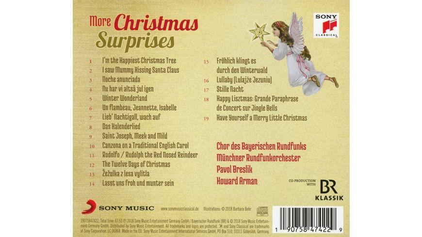 More Christmas Surprises
