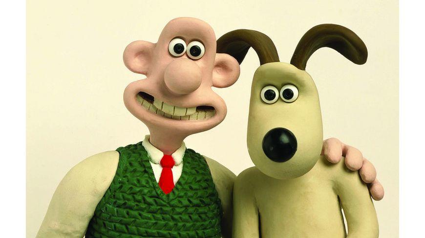 Wallace Gromit auf der Jagd nach dem Riesenkaninchen
