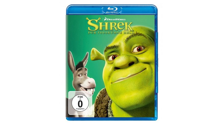 Shrek Der tollkuehne Held