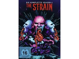 The Strain Season 4 4 DVDs