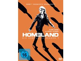 Homeland Season 7 4 DVDs