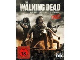 The Walking Dead Die komplette achte Staffel Uncut 6 BRs