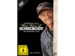 Mein Name ist Somebody Special Edition Limited Edition 2 DVDs Bonus DVD