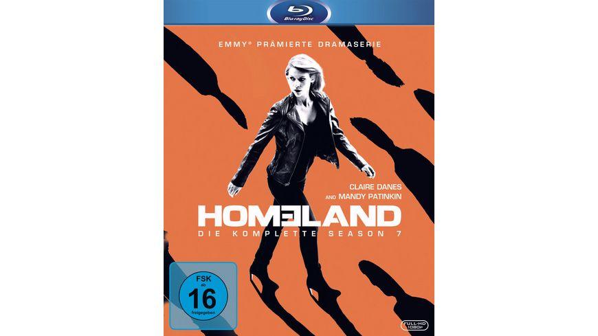 Homeland Season 7 3 BRs